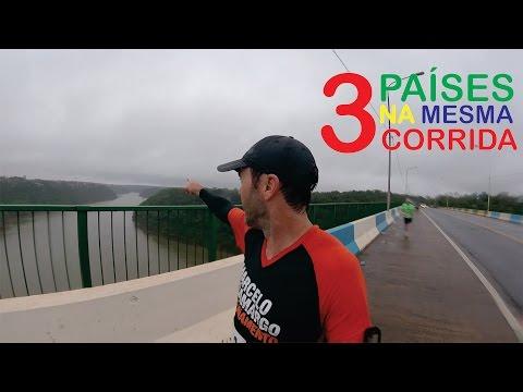 Meia Maratona 3 Fronteiras - Já imaginou correr por três países em uma só prova?