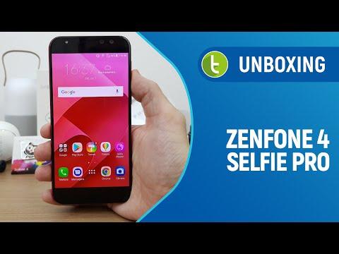 Zenfone 4 Selfie Pro: unboxing e primeiras impressões  TudoCelular.com