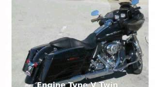 3. 2010 Harley-Davidson Road Glide Custom Base Features