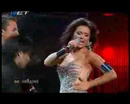 UKRAINE EUROVISION 2008 - ANI LORAK - SHADY LADY - HQ (видео)