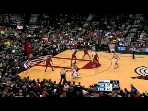 Toronto Raptors 84 – Portland Trail Blazers 97