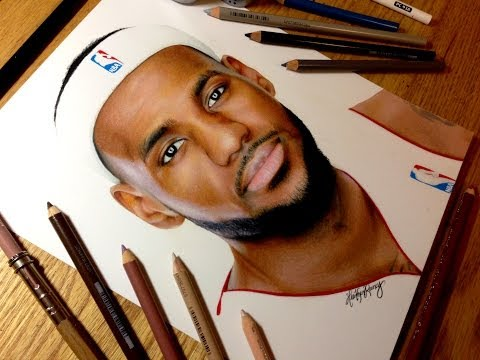 DRAWING LEBRON