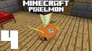 Minecraft PIXELMON Capitulo 4