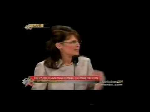 Jetwaiter - Sarah Palin's Speech before the Gop Convention. In this she talks about her record and wanting of REFORM. Getting rid of the Jet, Waiter, and many others. At...