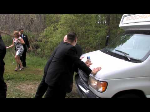 Wedding Bloopers - The Party Bus