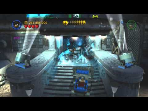 Let's Play LEGO Batman #50: Arctic Skillz