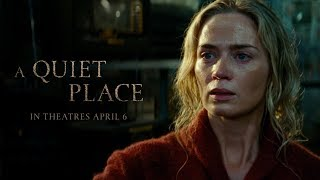 VIDEO: A QUIET PLACE – Big Game Spot