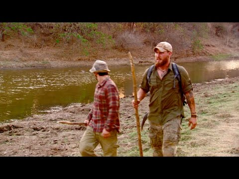 Rush Hour at the River   Dual Survival