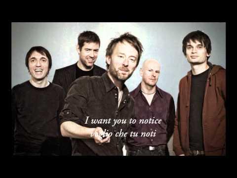 Radiohead - Creep (testo e traduzione)