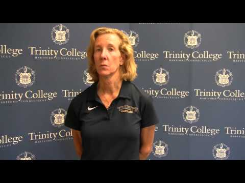 Women's Squash 12-13 Season Preview (Trinity College, Hartford, Conn.)
