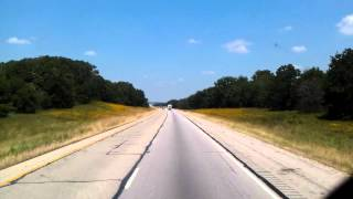 Buffalo (TX) United States  city photo : Buffalo, Texas and a ride through East Texas on Interstate 45 North