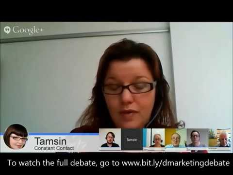 Watch 'Small business digital marketing: The big ROI debate [video]'