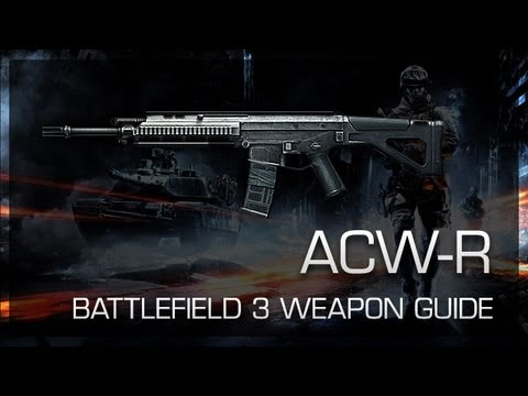 acw r - Battlefield 3 (BF3) gameplay, weapon guide and gun review for the Close Quarters ACW-R Let's take a look at an overview of the ACR and talk about recommended...