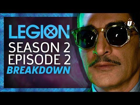 Legion Season 2: Episode 2 Breakdown!