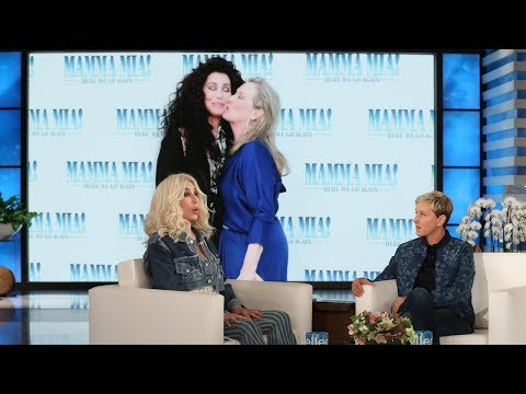 Cher and Meryl Streep Saved a Fan's Life