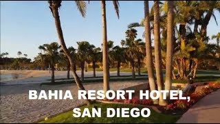 San Diego is a great choice for your next family vacation, so much to see and do. Stay at the Bahia Resort Hotel on Mission Bay in...