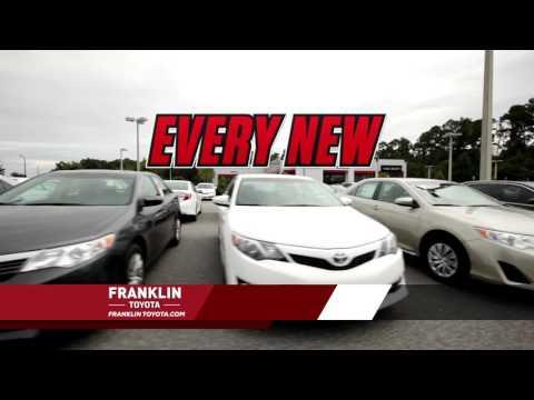 Franklin Toyota - Lifetime Warranty
