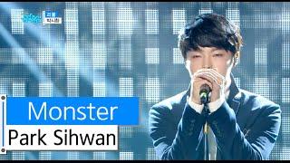 [HOT] Park Sihwan - Monster, 박시환 - 괴물, Show Music core 20151128, clip giai tri, giai tri tong hop