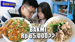 Video Bakmi Rp 65.000 vs Rp 11.000 !!! MP3, 3GP, MP4, WEBM, AVI, FLV Oktober 2017