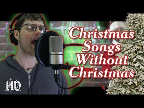 Hot Dad Is Here To Help Us Enjoy Christmas Songs All Year Long