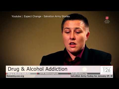 Salvation Army Today – 01.29.2015 – Drug & Alcohol Addiction; SAVN Metamorphosis