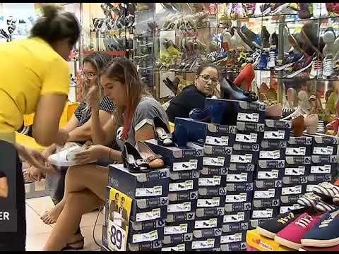 Vendas do comércio varejista aumentam