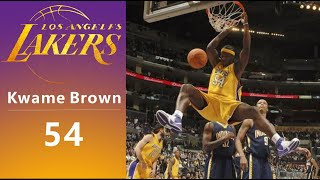 Kwame Brown Mix