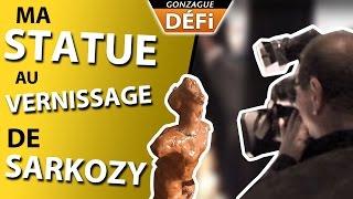 Video Ma STATUE au VERNISSAGE de SARKOZY MP3, 3GP, MP4, WEBM, AVI, FLV Oktober 2017