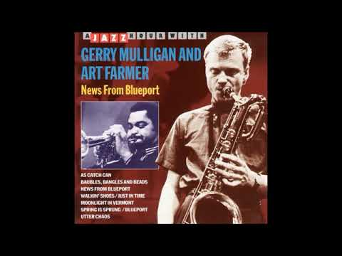 Gerry Mulligan and Art Farmer – News From Blue Port (Full Album)