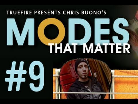Guitar Lessons & Scales – Modes That Matter – #9 Phrygian Major Klezmer