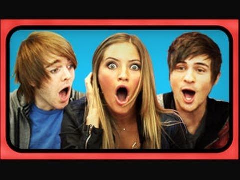 YouTubers React to Viral Videos Ep. #1 (Gangnam Style, Evolution of Dance, Catch the Ice Dude)