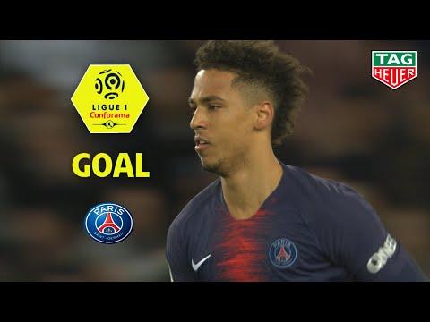 Goal Thilo KEHRER (82') / Paris Saint-Germain - RC Strasbourg Alsace (2-2) (PARIS-RCSA) / 2018-19