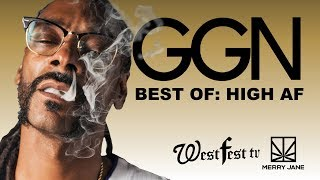 Video The Best High AF Moments w/ Kathy Bates, A$AP Rocky, Ilana Glazer, and More! | GGN with SNOOP DOGG MP3, 3GP, MP4, WEBM, AVI, FLV Februari 2019