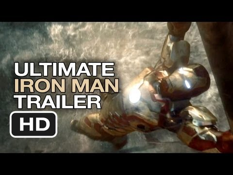 Iron Man Ultimate Trilogy