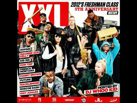 Machine Gun Kelly - One Time (XXL 2012's Freshman Class: The Mixtape)