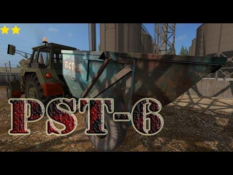 PST-6 v1.0 by Sevil