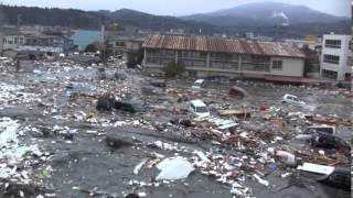 Video Tsunami in Kesennuma city, ascending the Okawa river MP3, 3GP, MP4, WEBM, AVI, FLV Maret 2019