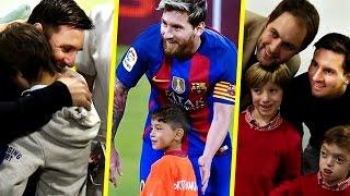 Video Lionel Messi - Respect Moments (HD) MP3, 3GP, MP4, WEBM, AVI, FLV November 2018