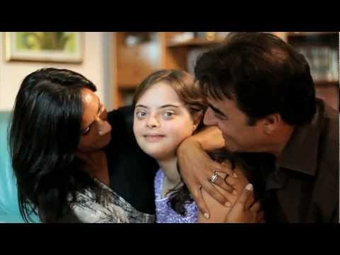 Watch video Down Syndrome Coordown Project