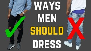 Check out Anson Belts here: https://ansonbelt.com/Subscribe to our 2nd channel: http://bit.ly/2aOthqVThank you to Anson Belts for sponsoring this video!FOLLOW US ON SOCIAL MEDIA:Website: http://teachingmensfashion.com/Snapchat: JoseczunigaInstagram: http://bit.ly/2ejnsFfEmail: info@teachingmensfashion.comFacebook: http://bit.ly/2hiqMS4Twitter: http://bit.ly/2hirC19Music by: https://soundcloud.com/lakeyinspired & https://soundcloud.com/dyallas
