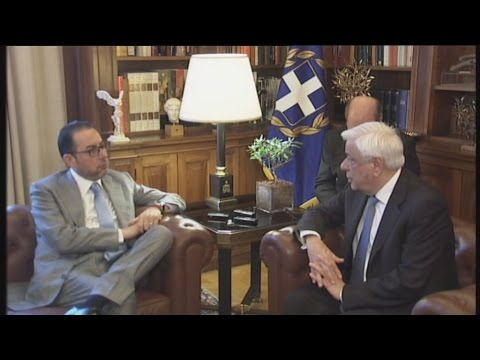 Nα κλείσει άμεσα η αξιολόγηση, είπε ο Τζ. Πιτέλα στη συνάντησή του με τον ΠτΔ
