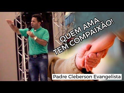 PROGRAMA VINDE A MIM | PADRE CLEBERSON EVANGELISTA | 01/09/18