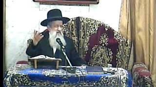 """הרב בן ציון מוצפי – פרשת אחרי מות + פרשת קדושים (ה'תשע""""ג)"""