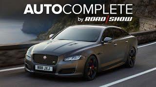 AutoComplete: Jaguar's long-running XJ sedan is dead in July by Roadshow