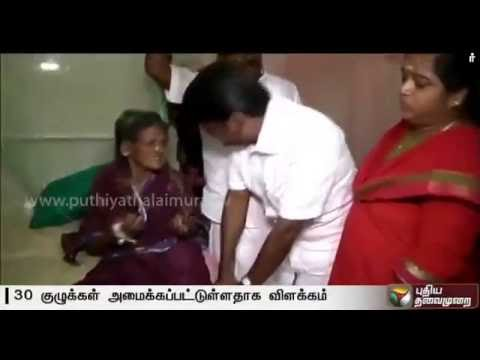 Viral-fever-in-Thiruvallur-Health-minister-inspects-govt-hospitals