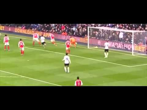 Harry Kane Vs Arsenal 2015