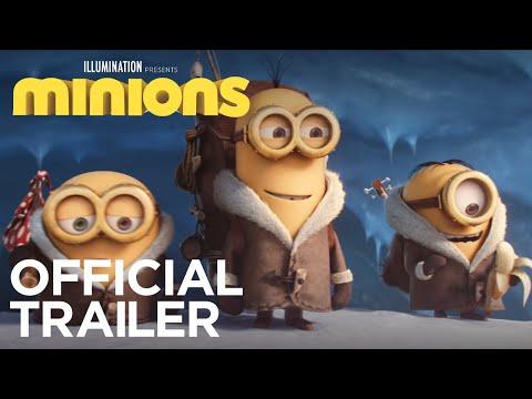 Movie Trailer:  Minions (2015)