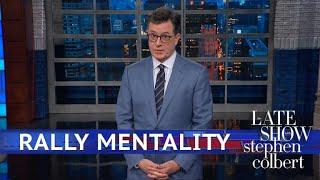 Video Stephen Gets Really Into Trump's MAGA Rally MP3, 3GP, MP4, WEBM, AVI, FLV Juni 2018