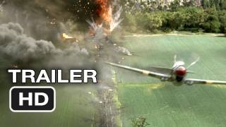 Nonton Red Tails Official Trailer  3   Lucasarts  2011  Hd Film Subtitle Indonesia Streaming Movie Download