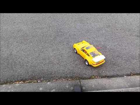 Kyosho (31318) 911Turbo GP 1/10 super scale Vintage